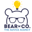 Bear 'N' Co The Advice Agency Logo